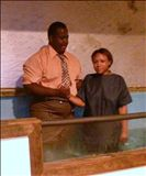 Issac Teaching and Baptizing