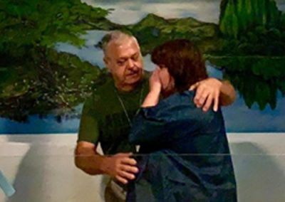 Baptism Home mission